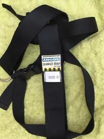 Ancol Black dog Harness