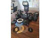 Canon 5d mark ii lots of extras