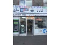 FOR SALE SHOP EPOS SHOP, COMPUTER AND PHONE REPAIRS WITH STOCK