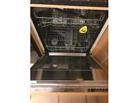 Neff Fully Integrated Dishwasher