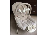 Mamas and Papas Baby Bouncer in very good condition with box