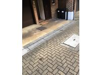 Parking space in secure gated community near Fulham Broadway