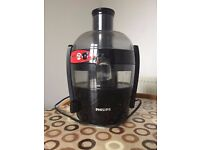 philips juicer good condition