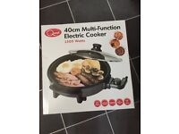 40cm electric cooker