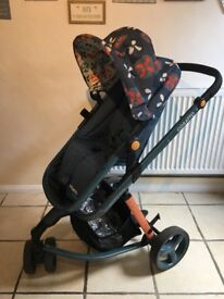 Cosatto Giggle 2 travel system in Toodle pip design