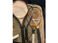 Tennis racket bundle
