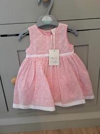 Mini club pink dress