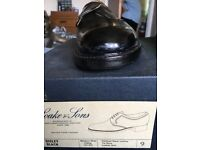 Quality men's shoes - Loake and Grenson.