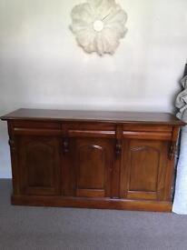 Antique large sideboard