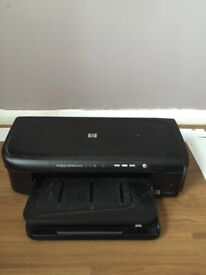 HP OfficeJet 7000 Large Wide Format Inkjet Photo PRINTER 13 X 19 E809a C9299A