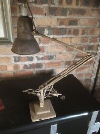 """Desk Lamp by Herbert Terry """"The Anglepoise"""""""