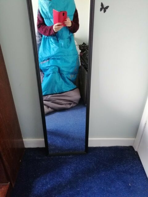 Walkabout Sleeping Bag By Coleman With Arm Holes And Detatchable Bottom In Chandlers Ford Hampshire Gumtree