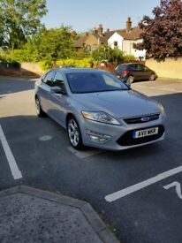 AUTO Ford Mondeo Titanium X 2.0 tdci PowerShift with Full Service History