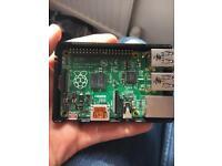 Raspberry Pi ; Model B+ 512MB