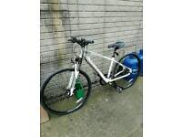 Carrera crossfire 3 suspension bike. Literally brand new. Rode once