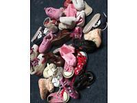 Bundle girl shoes