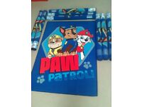 NEW Paw Patrol rugs for sale
