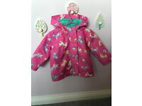 Joules , girls coat - aged 12-18mnths
