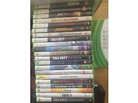 Black 250GB Xbox 360 bundle (original box)