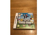 New super Mario bros ds/3ds