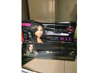 Instyler max and salon Glamour curls