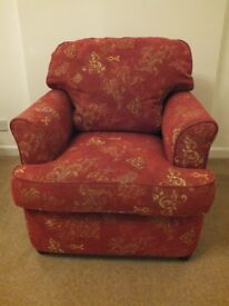 Two matching Armchairs in excellent condition