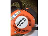 STIHL HS 82 RC 2017 Model Mint Condition 24""