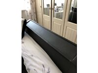 Tv double bed