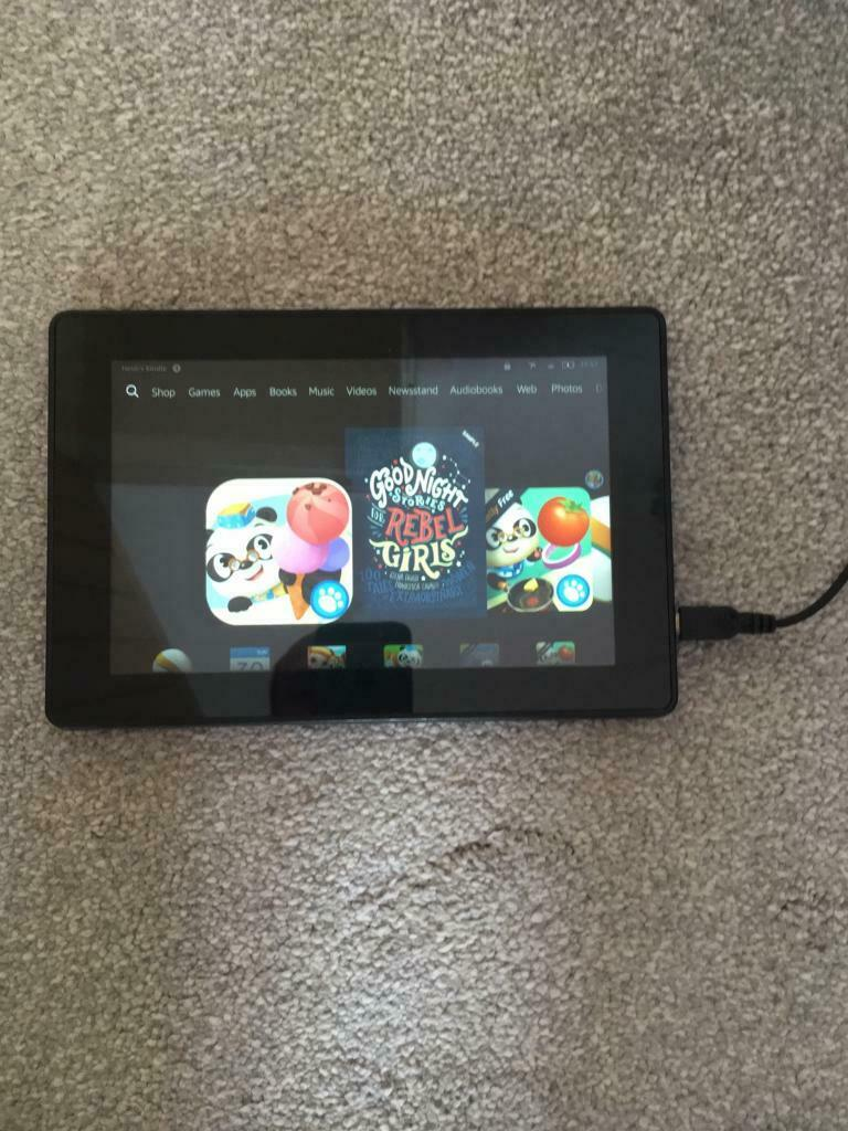 Kindle fire Hd tablet | in Sheffield, South Yorkshire | Gumtree
