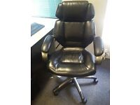 Second Hand Directors swivel chair
