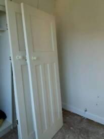 1950s doors