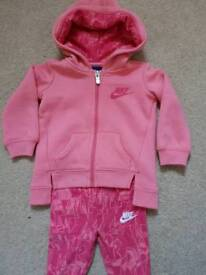 3-6 months Nike tracksuit