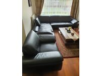 Second-Hand Sofa Set (With Coffee Table) - Ex Furniture Village Sofa
