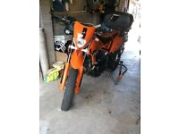 Pulse Adrenaline 250 Motorcycle