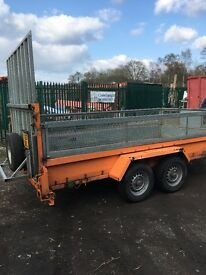 Indespension General Duty Trailer 3.6m x 1.8m internal length/width