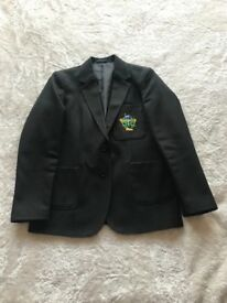Boroughmuir School blazer