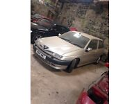 ALFA ROMEO 145 CLOVERLEAF BREAKING FOR SPARE PARTS. ALL PARTS AVAILABLE