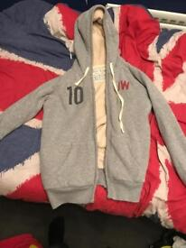 Jack wills warm fleece jacket