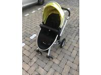 Silver cross Surf travel system pram