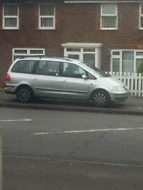 VW sharan for sale £600