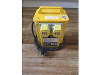 For sale Tranformer 3.3 kva Dual Socket