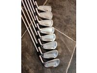 Mizuno mx20 irons 3-pw regular shafts