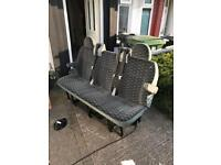Transit sport / Sport Rear Bench seats