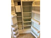 Fridge freezer ice maker and cold water
