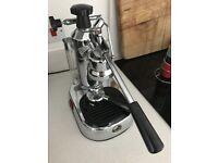 La Pavoni Europiccola Espresso Coffee Machine (** has electrical fault **)