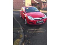 2009 Vauxhall Astra 1.4 - Full MOT - Full Service History- Low Mileage - Only £1895