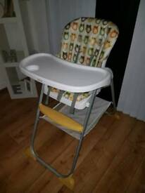 High Chair for sale!