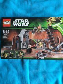 Lego Star Wars 75017 brand new