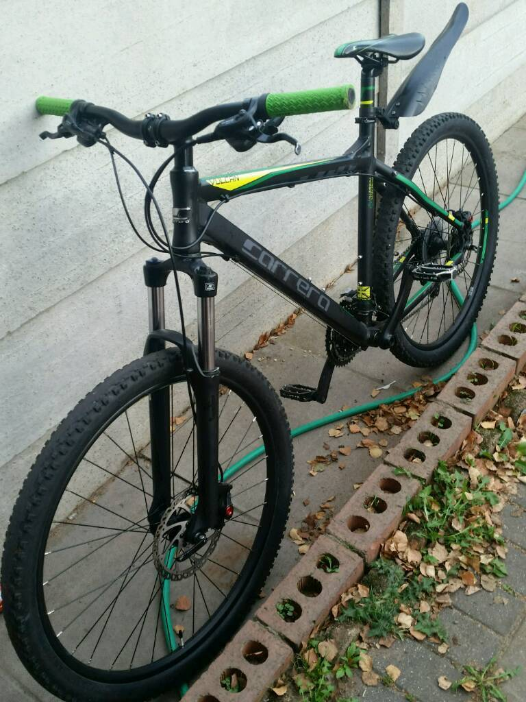 27 Speed Carrera Vulcan 2017 Latest Mens Mountain Bike Not Voodoo, Specialized, Muddy Fox