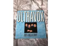 ULTRAVOX - THE COLLECTION - LP